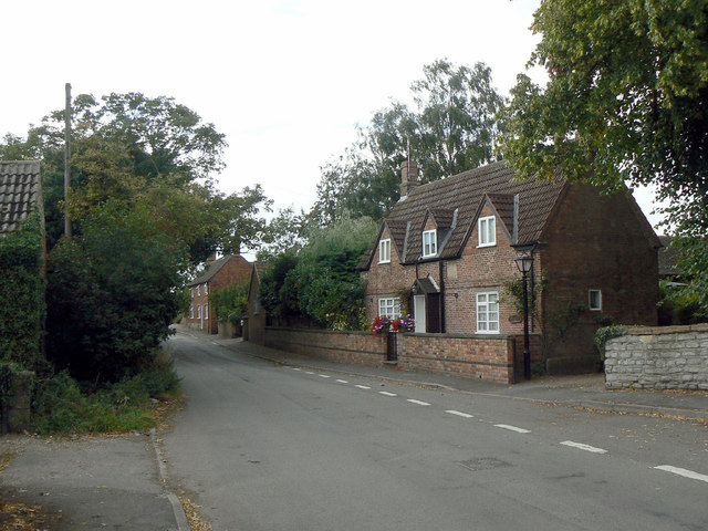 The Old Vicarage, Tithby