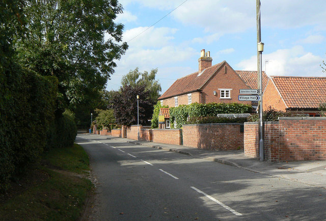 Main Street, Cropwell Butler