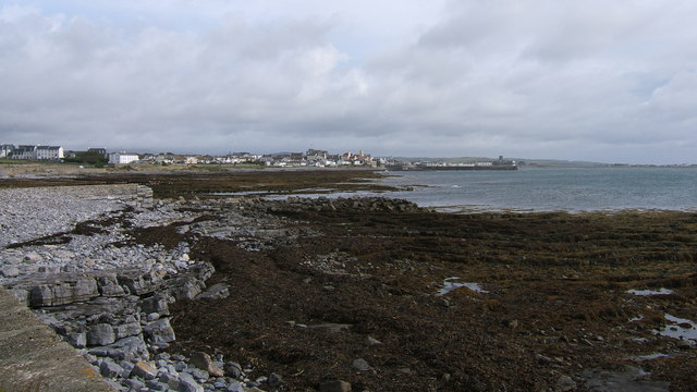Foreshore to Castletown