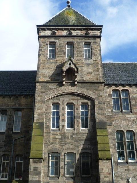 Leith Walk School tower