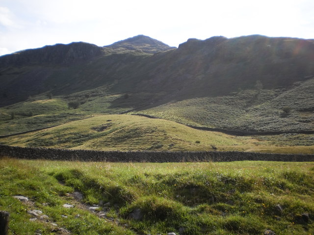 Harter Fell, Eskdale