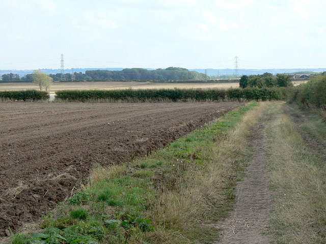 Footpath to Tithby