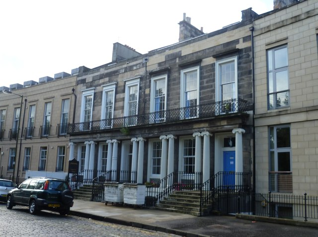 Hopetoun Crescent