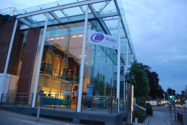 The Capitol Arts Centre
