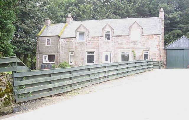 Home Farm, Craig Castle (2011)
