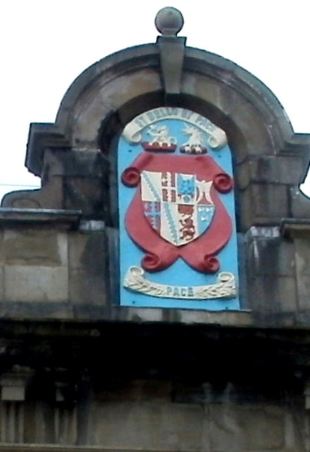 Coat of Arms on Pontypool Town Hall