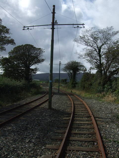 Manx Electric Railway near Ballafayle-e-Callow (1)
