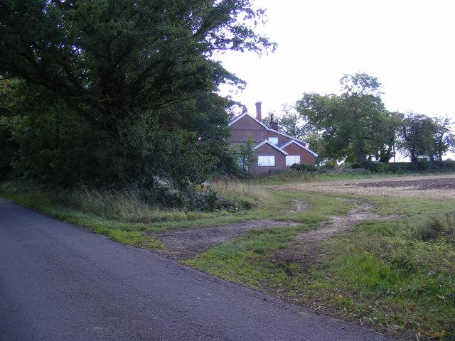 Hope Lodge, Chapel Road