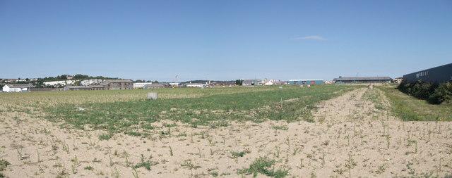 Rochester Riverside Panorama