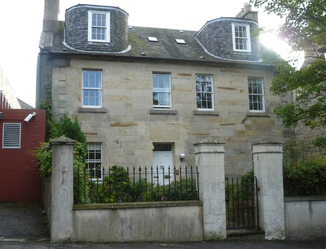 House in Gayfield Square