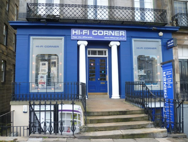 Hi-Fi Corner, Haddington Place