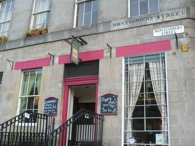 Joseph Pearce's, Montgomery Street