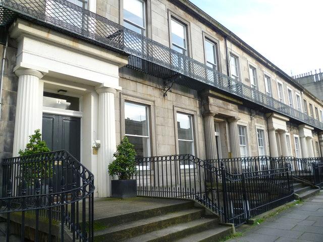Houses in Windsor Street