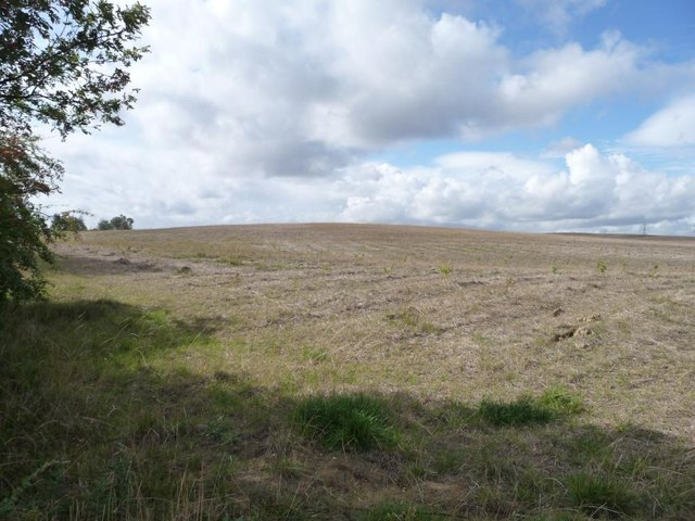 Former spoil heap, former Sharlston Colliery