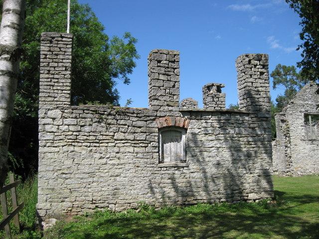 Woollard Tannery Ruins