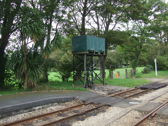 Water Tower Castletown Station