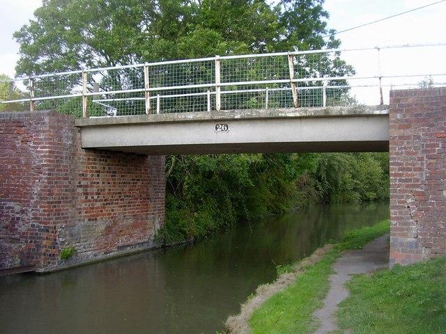 Oxford Canal North-Grimes Bridge