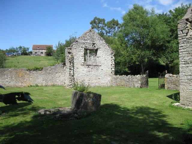 Woollard Tannery Ruin