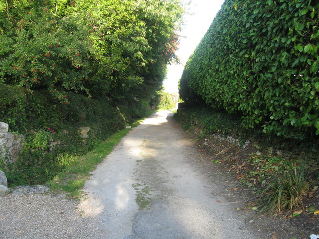 White Horse Lane, Sutton Poyntz