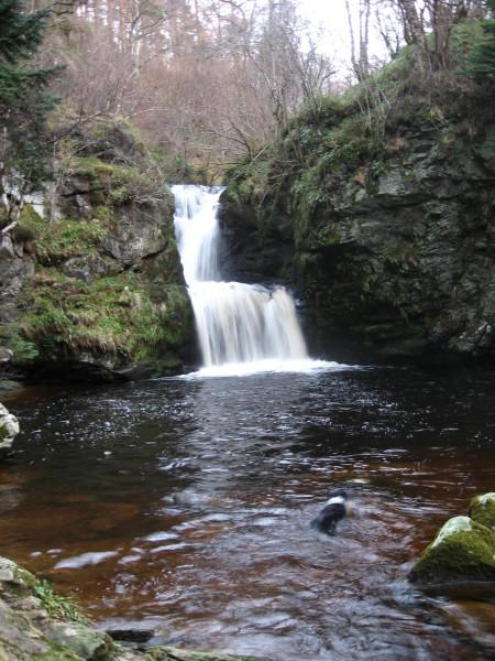 Waterfall, Burn of Aberlour