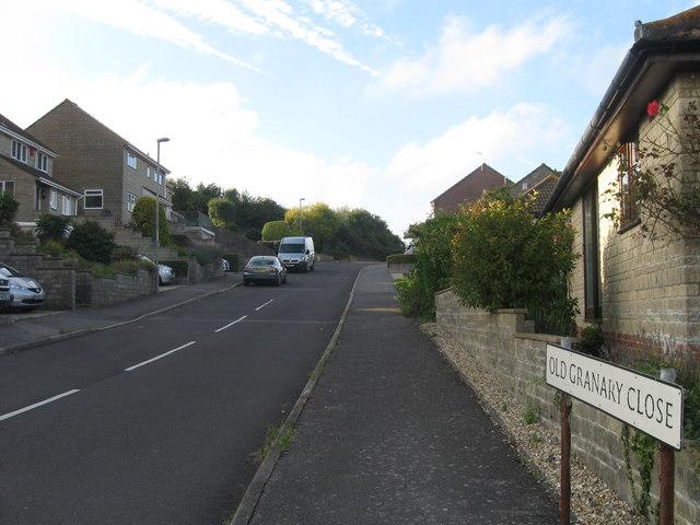 Old Granary Close, Preston