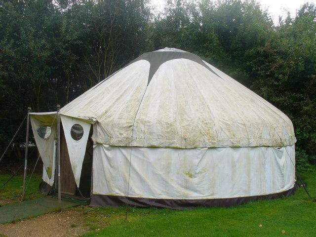 Yurt, London Wetland Centre