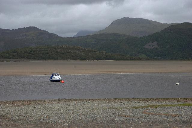 Boat on the Mawddach