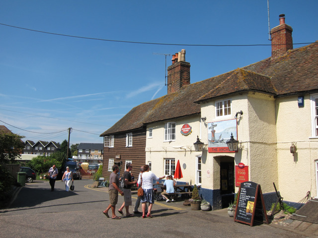 The Anchor, Faversham