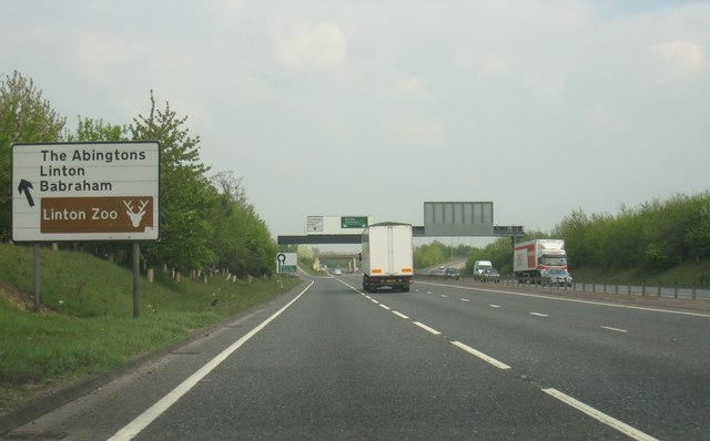 Exiting the A11