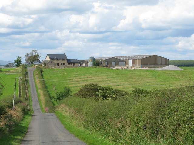 North Linrigg Farm