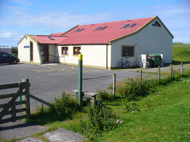 Berneray Community Hall