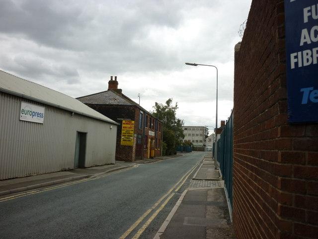 Green Lane off Wincolmlee