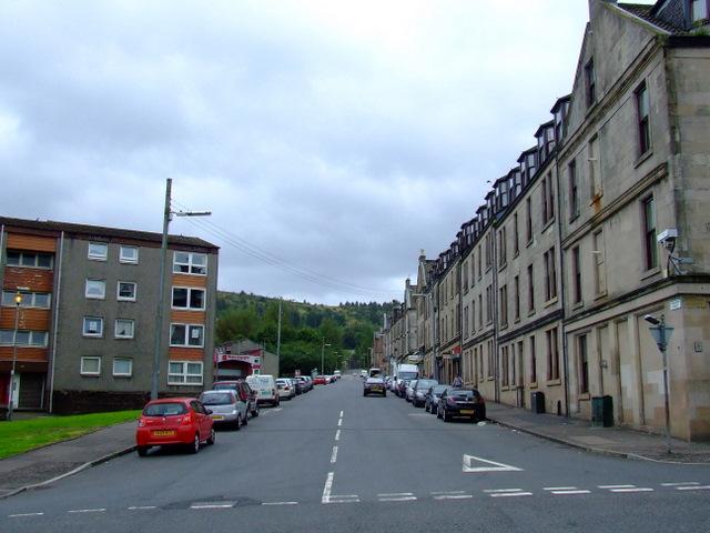 Lynedoch Street