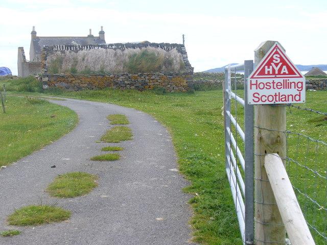 Hostelling Scotland, Berneray
