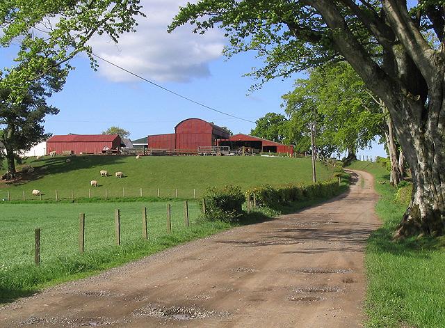 The Yett Farm