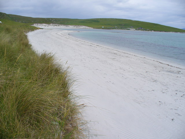 White Sands, Berneray