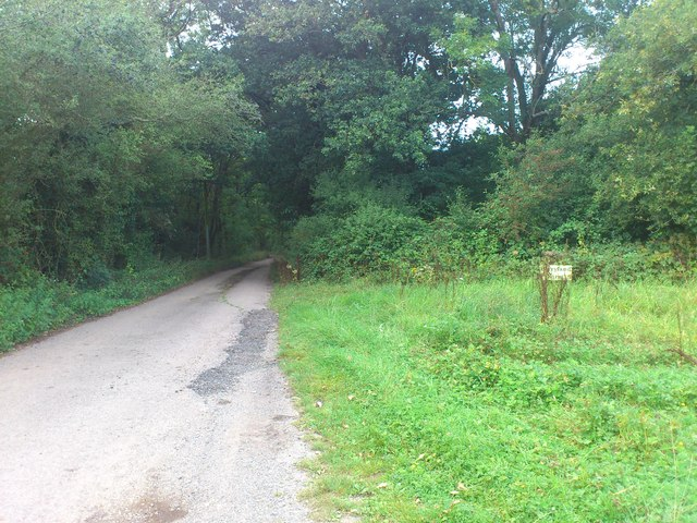 Road to Perryland Farm