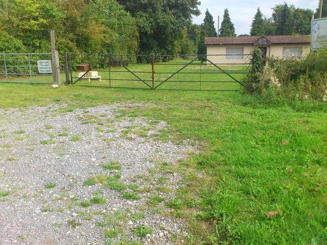Gates at Ashurst Village Nursery and Farm Shop