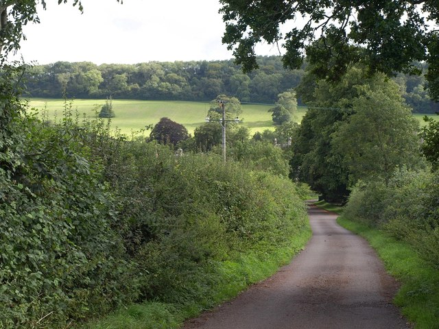 Lane to Dinder
