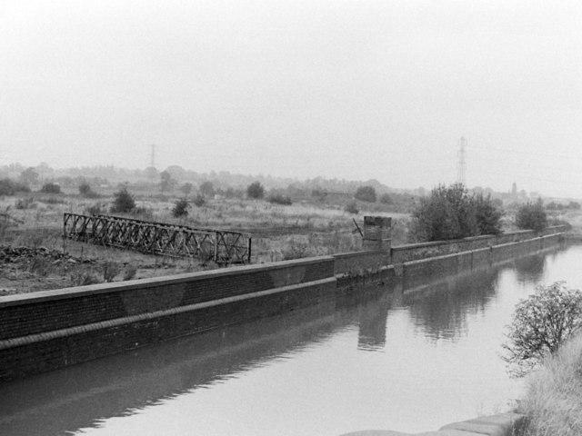 Site of Former Salt Works, Stoke Works, 1983