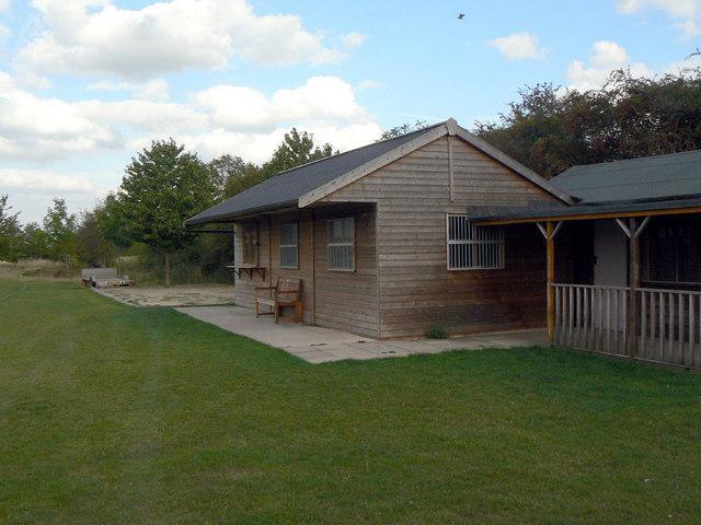 Sheldon Field pavilion