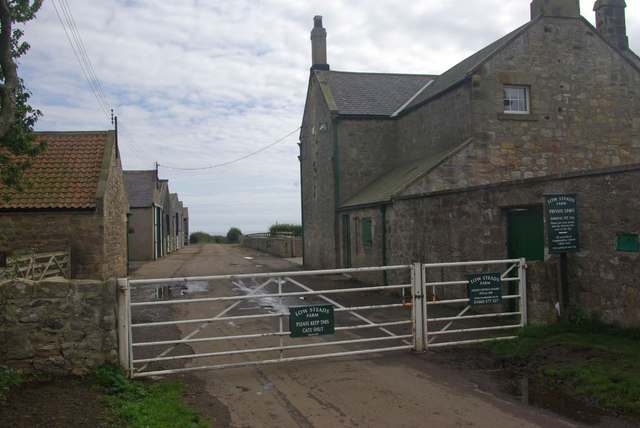 Low Steads Farm