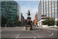 TQ3181 : Holborn Circus by Richard Croft