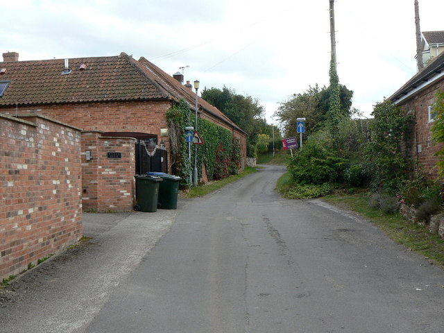 Back Lane, Cropwell Butler