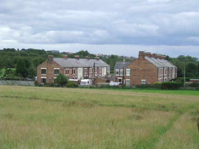 Houses, Herrington Country Park