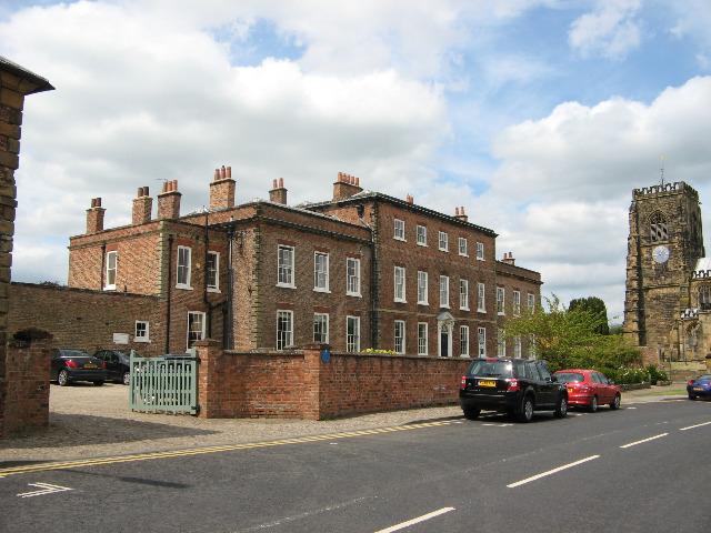 Thirsk Hall