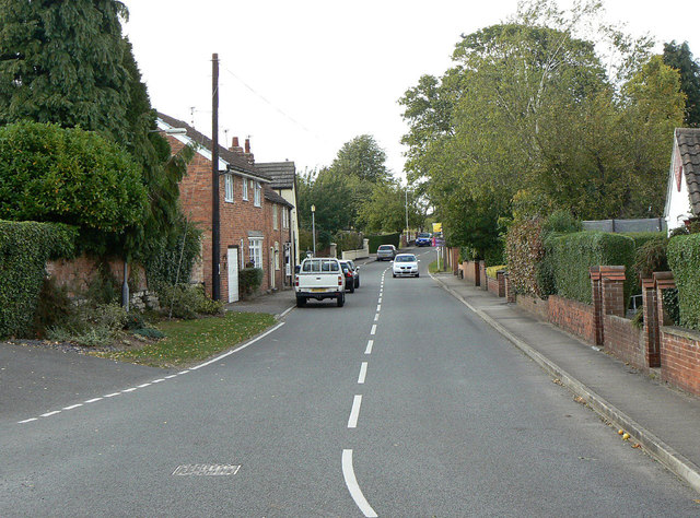 Hardigate Road, Cropwell Butler