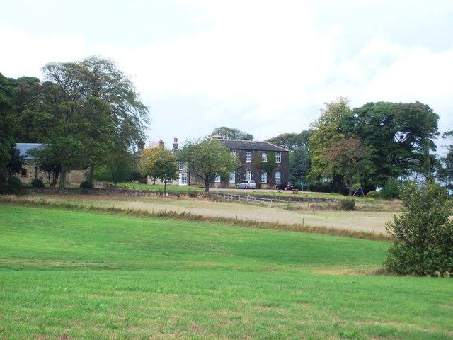 Carlton House Viewed from the Barnsley Boundary Walk