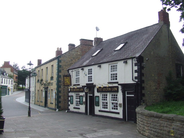 The Golden Lion, Houghton-le-Spring