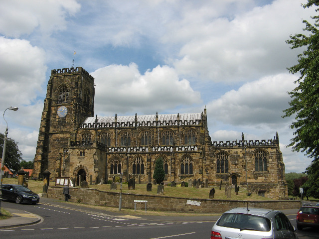 St Mary's Church, Cemetery Road